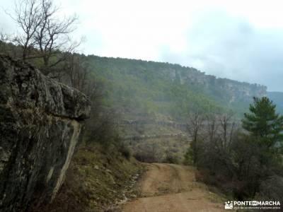Nacimiento Río Cuervo;Las Majadas;Cuenca;semana santa portugal activate senderismo la fuentona de m